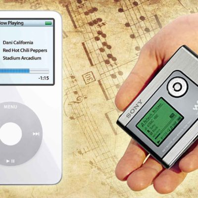 Is this Sony Walkman an iPod Killer?