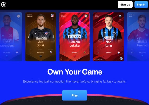 Sorare - Fantasy Football Game That Pays You In Ethereum
