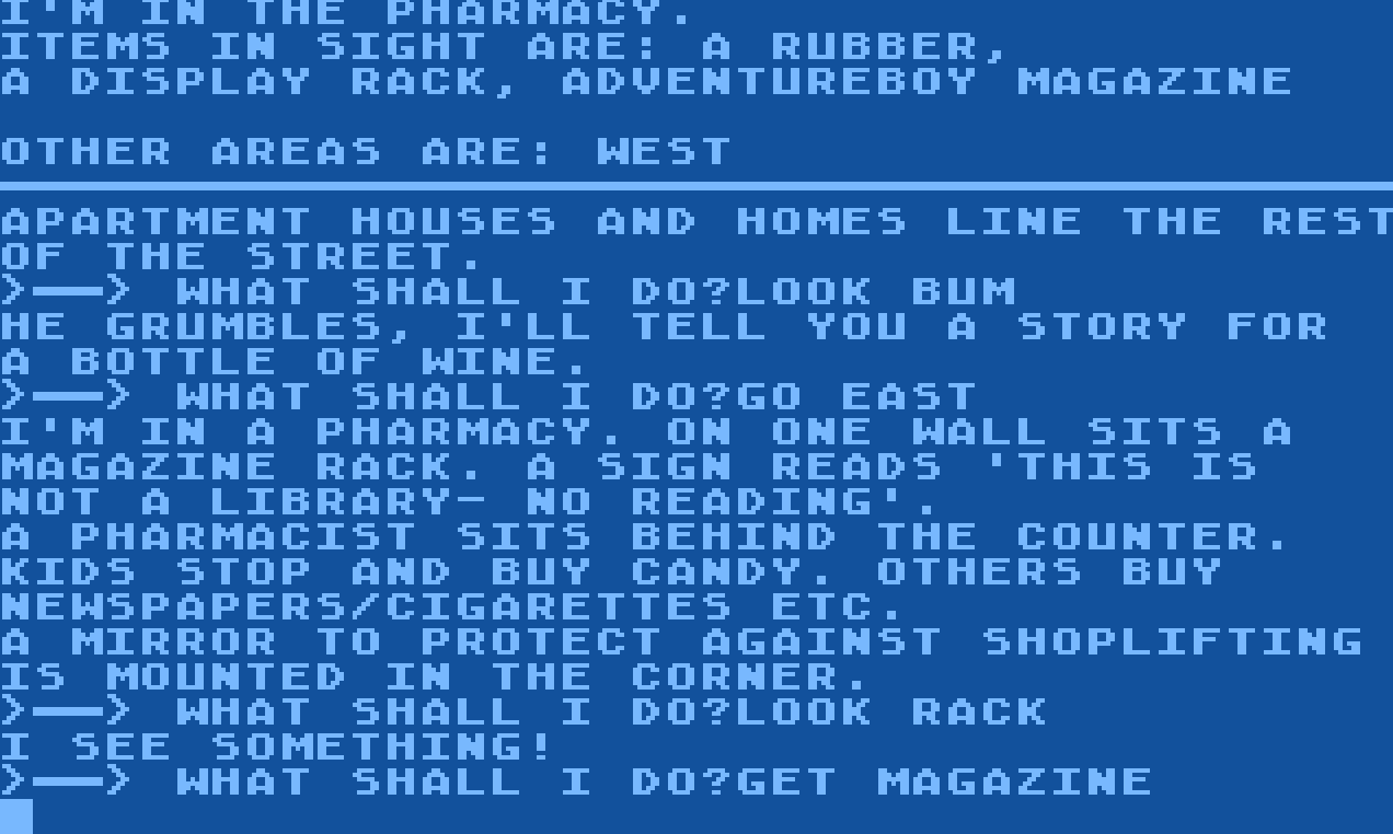 Softporn Adventure Screenshot