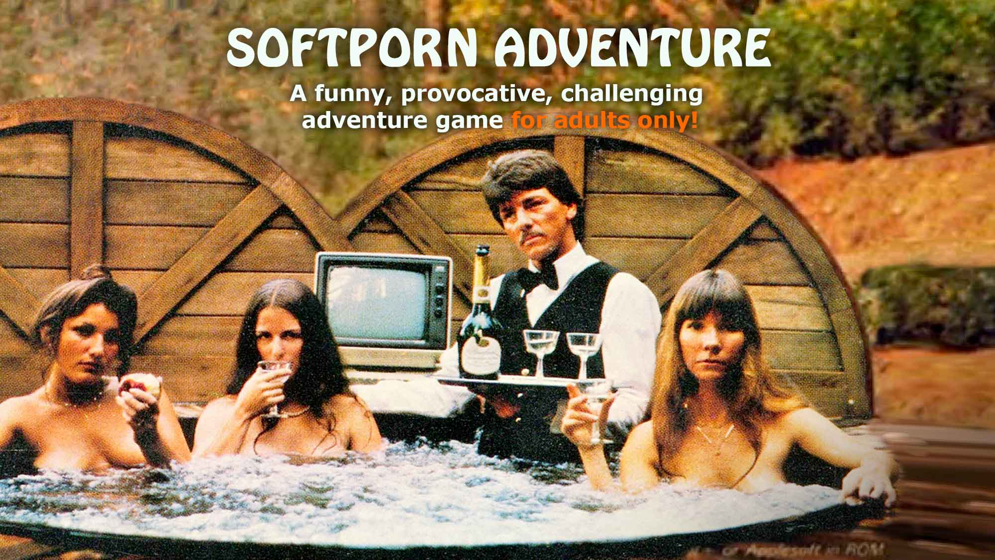 Softporn Adventure: 9 Things You Probably Didn't Know About The First Erotic Computer Game