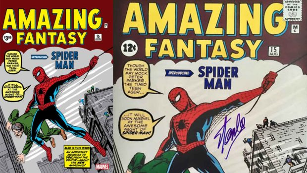 Amazing Fantasy #15: Spider-Man Origin