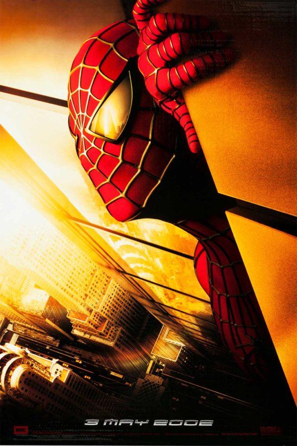Spider-Man: Banned Movie Poster