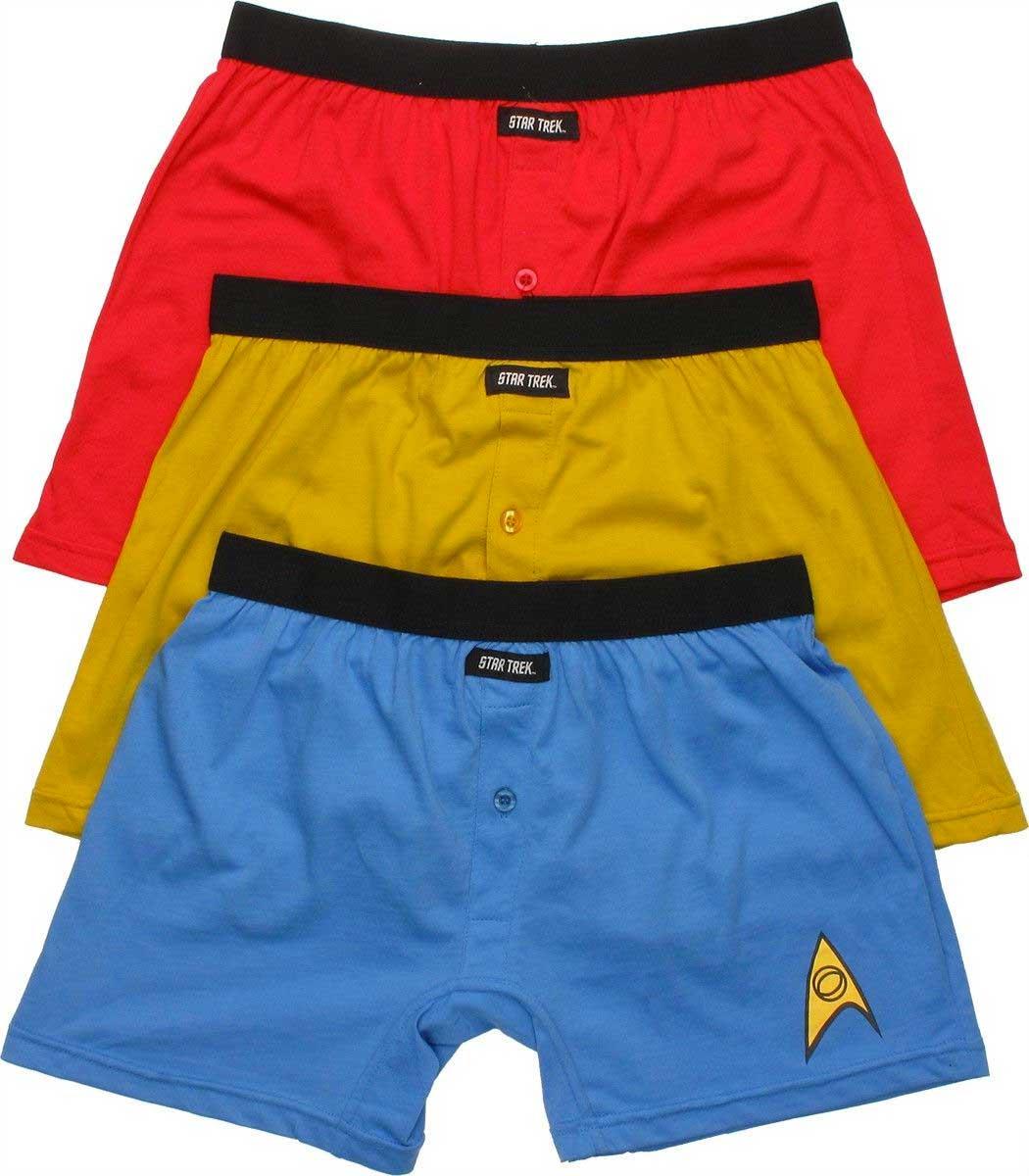 88bdf8187b Stun Your Partner In The Bedroom With Sexy Star Trek Underwear