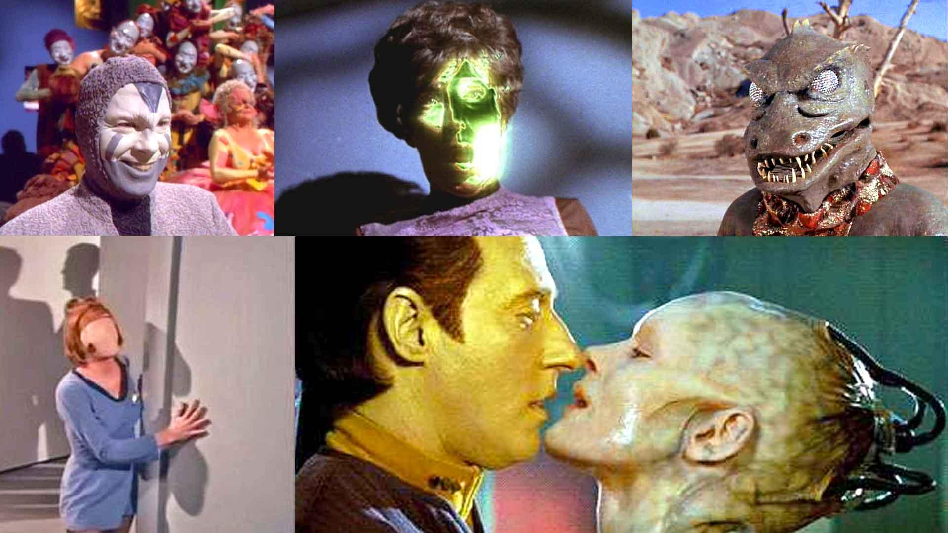 Scary Star Trek Moments