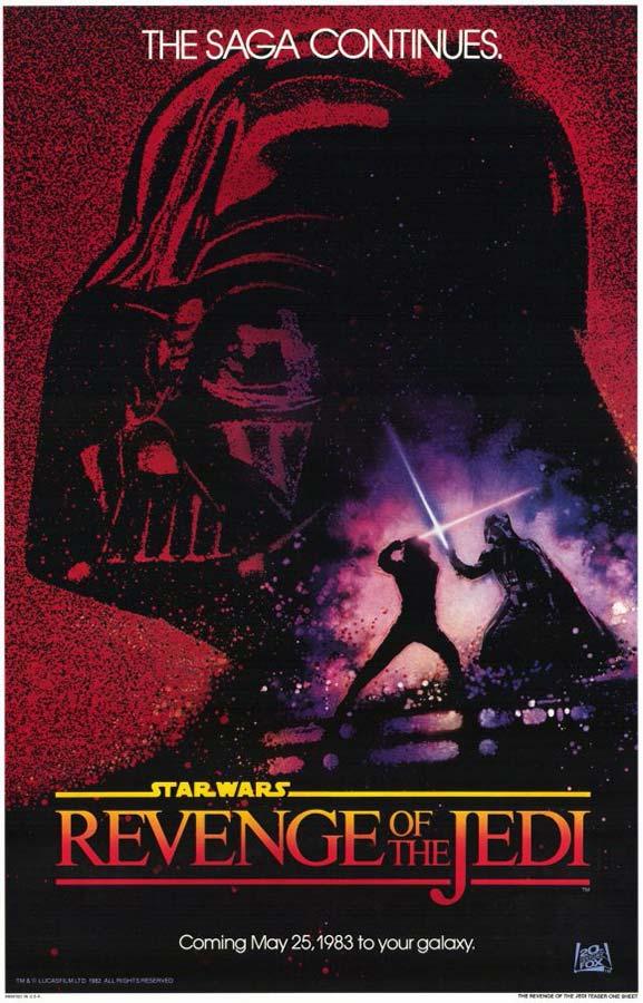 Star Wars: Episode Vi - Revenge Of The Jedi