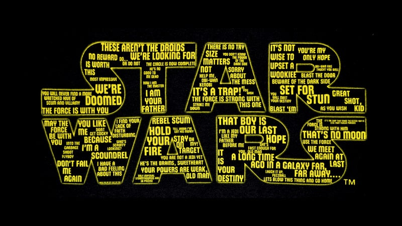 Star Wars Quotes Top 30 Star Wars Quotes From The Original Trilogy Star Wars Quotes