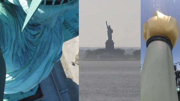 Live Streaming New York City Webcams: Statue Of Liberty