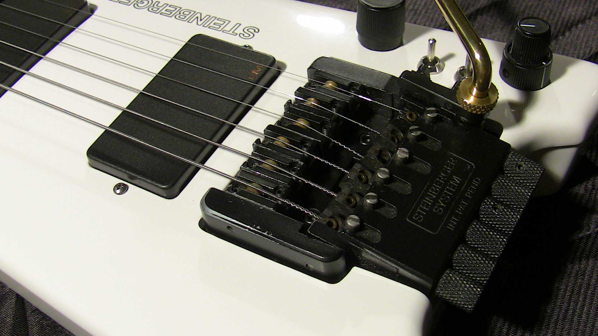 remembering a 1980 s classic steinberger guitars