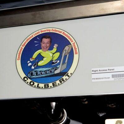 Stephen Colbert's NASA Space Station