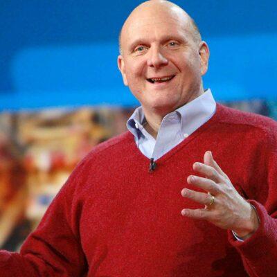 Steve Ballmer at CES 2010