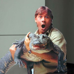 Crocodile Hunter's' Widow Doesn't Want Death Footage Released
