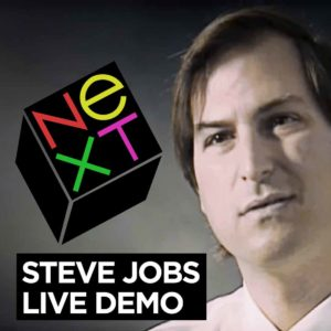 Rare Video Of Steve Jobs Demonstrating The NeXTSTEP Operating System