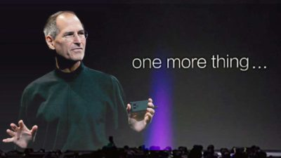 Steve Jobs - One More Thing