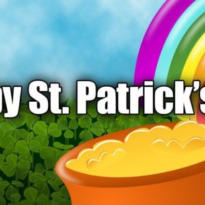 Four Leaf Clover - A St. Patrick's Day Game