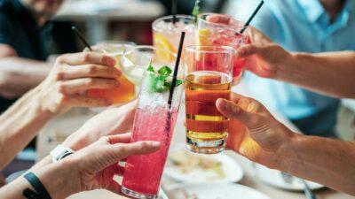 Summer Office Fun: Drinks