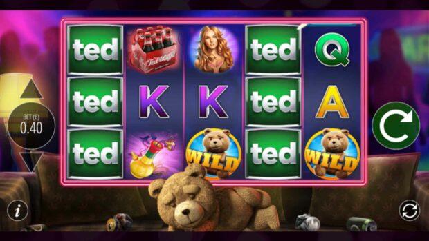 Ted Slot Machine