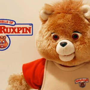 Remembering Teddy Ruxpin - The Original Storytelling Toy Gets Revamped