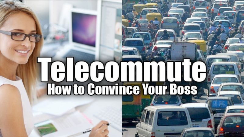 Telecommute
