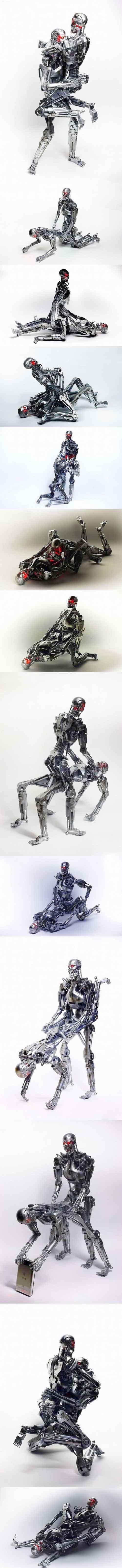 Terminator Kama Sutra