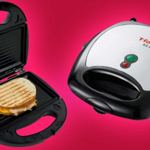 Be A Nom Nom Nom Hero With The T-Fal Sandwich And Waffle Maker