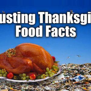 5 Shocking Thanksgiving Food Facts