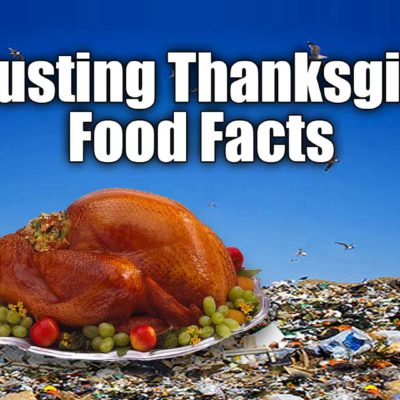 Thanksgiving Food Facts