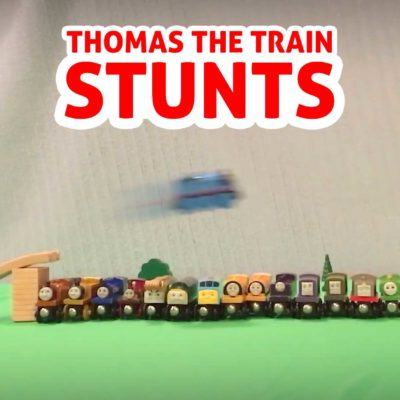 Insane Thomas The Train Stunts