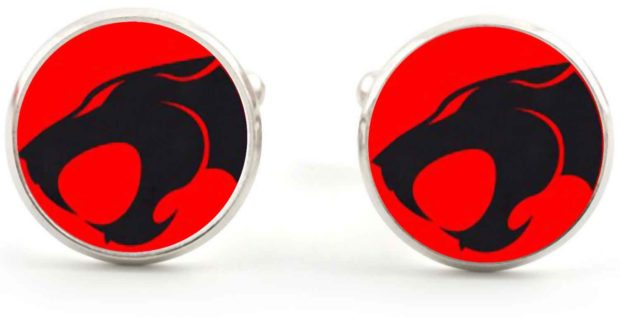 ThunderCats Cufflinks: Red