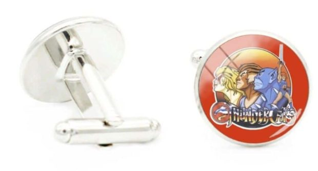 ThunderCats Cufflinks: Team Image