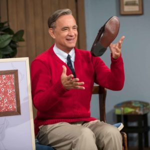 A Beautiful Day In The Neighborhood Trailer With Tom Hanks As Mister Rogers
