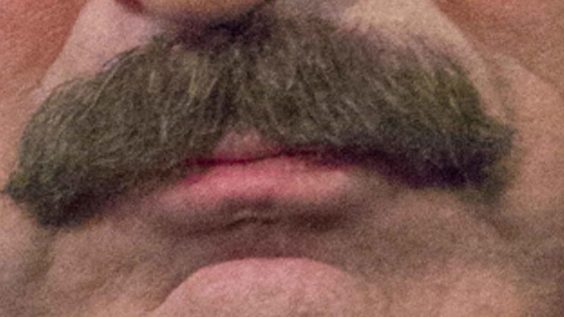 Tom Selleck's Mustache