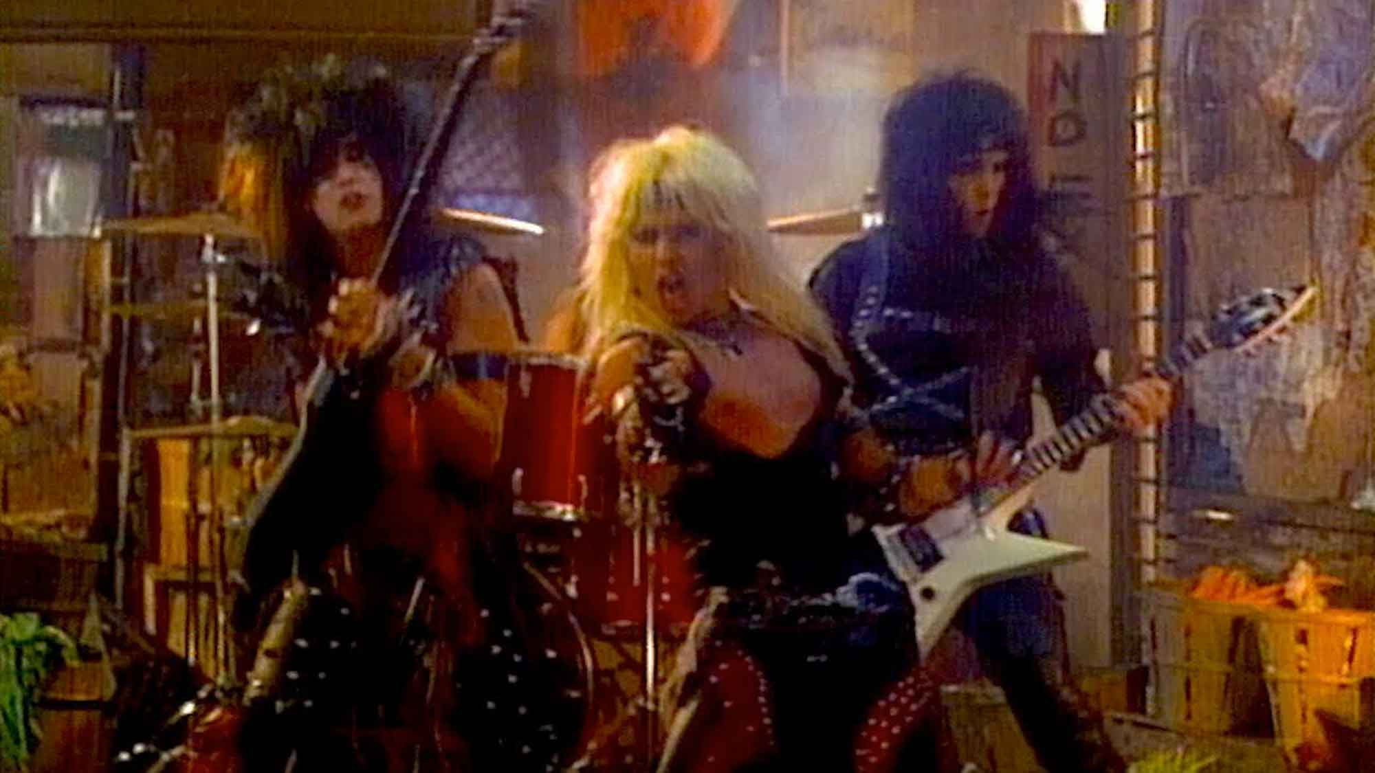 Too Young To Fall In Love - Motley Crue