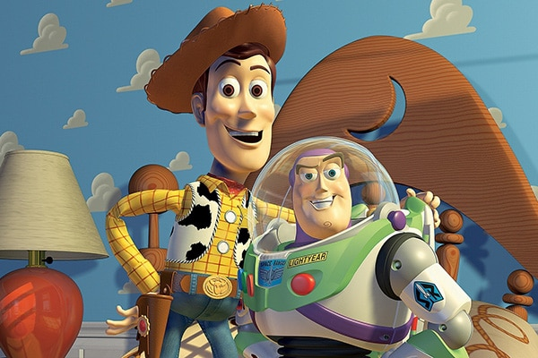 Toy Story: Woody & Buzz