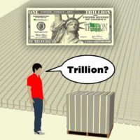 What Does A Trillion Dollars Look Like?