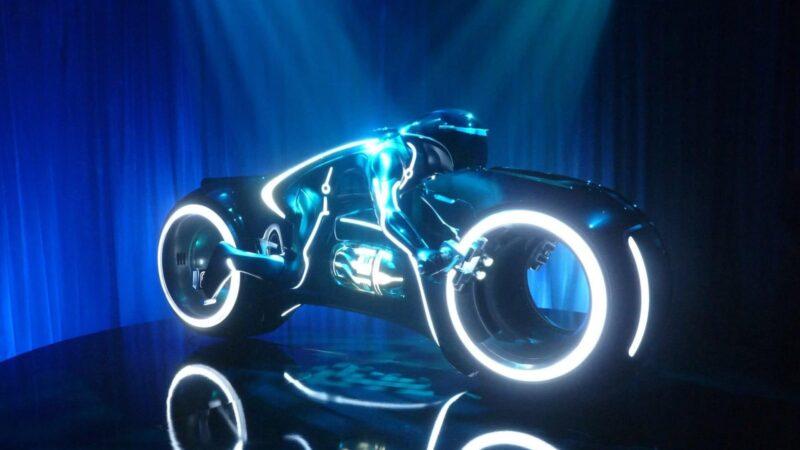 Tron Cycle