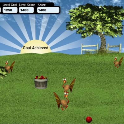 Turkey Bowl - Adobe Flash Game