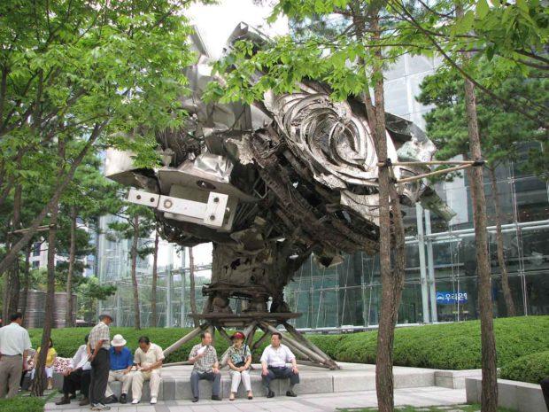 Amabel By Frank Stella - Seoul, South Korea