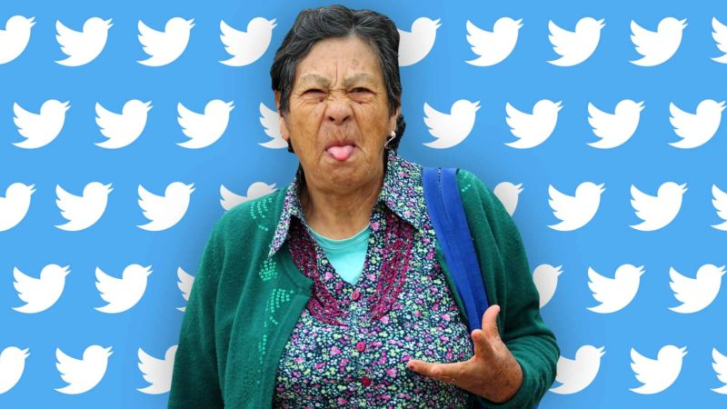 What Is Twitter? Doesn't Matter, Grandma Hates Twitter.
