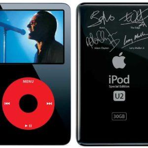 RUMOR: Apple Releasing Special Edition U2 iPod