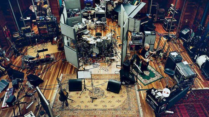 U2's Recording Studio