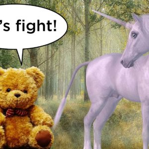 Unicorn Fighting A Bear: Funny Customer Service Response