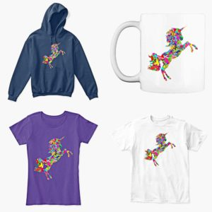 Unicorn Gifts & Geeky Accessories In The MethodShop Store