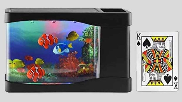 Usb Aquarium Desk Toy - Product Details