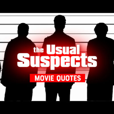 Usual Suspects Quotes: Top 25 Usual Suspects Movie Quotes