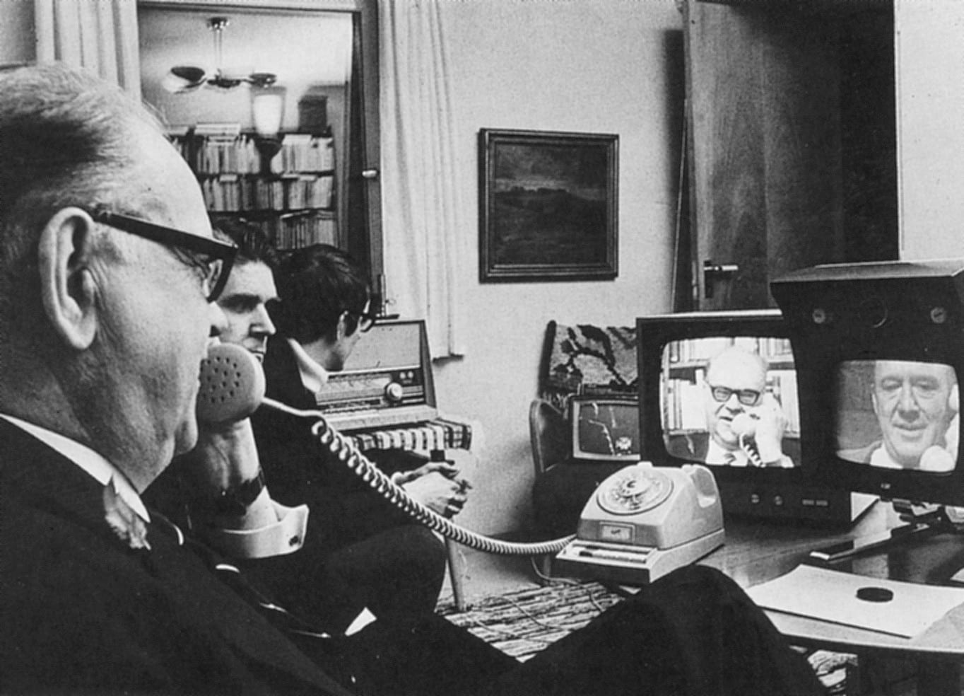 8 Fun Facts From the History of Video Conferencing
