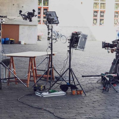 Video Production Set