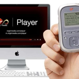 Virgin Announces New MP3 Player to Challenge iPod