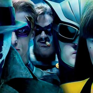Latest Watchmen Trailer Features Film Dialogue And Stunning Visuals (2009)