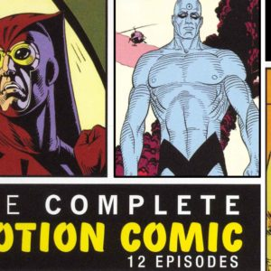 Watchmen Motion Comic Now Available On iTunes (2008)
