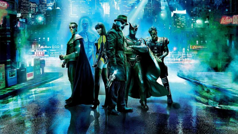 Watchmen Movie Trailer